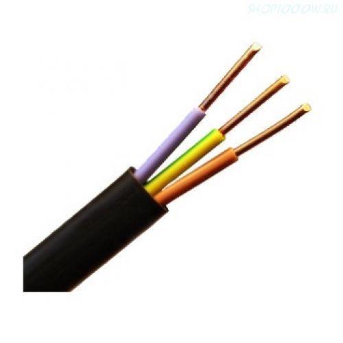 кабель авббшв 3х120 6кв цена