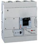 DPX-H 1600 c регулировками S1 и S2 (отключающая способность Icu 70kA)