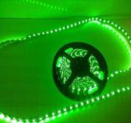 Светодиодная лента 5050 12 V 14.4 W 60 LED (диодов) на 1 м зеленая