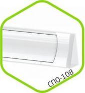 Светильник светодиодный СПО-108 36Вт 160-260В 6500К 2900Лм 1200мм IP40