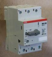 Автоматич.выключ. MS225-0.63 50 кА с регулир. тепловой защитой
