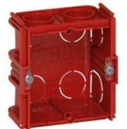 Коробка Batibox для кирпичных стен, 1 пост, 30мм(арт.80131)