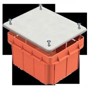 Распаячная коробка скрытой проводки для гипскартона и полых стен