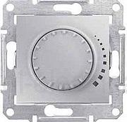 Светорегулятор емкостной 25-325 Вт поворотный Sedna (алюминий)