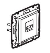 Розетка HDMI для аудио/видеоустройств Legrand Valena белый