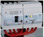 Электронные блоки дифференциального тока для DPX 250 ER