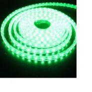 Светодиодная лента 3528 12 V 9.6 W зеленая