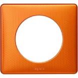 Legrand Celiane2 Рамка на 1 пост, оранж пунктум