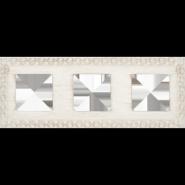 San Sebastian Provence Рамка 3-ная, White Decape