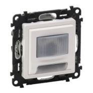 Механизм указателя светового с датчиком движения, до 6м, 180°, белый, Valena Life