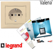 Legrand Valena